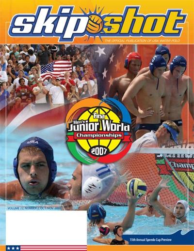 Skip Shot Magazine Water Polo 4