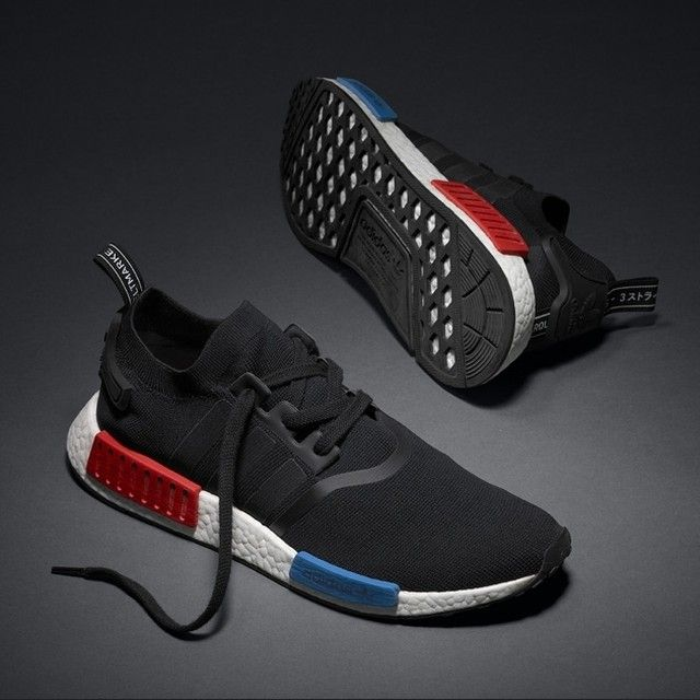 The OG NMD R1 Colorway gets put on the XR1 Sneakerwatch
