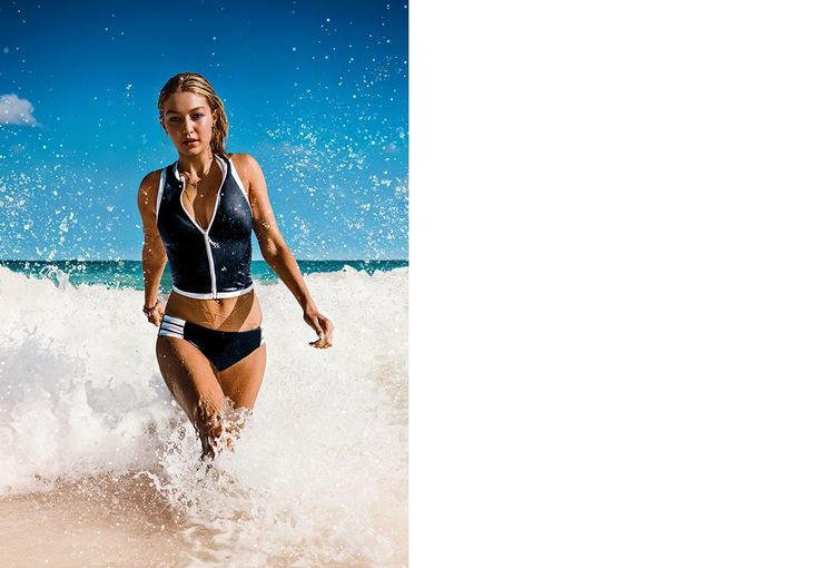 Gigi Hadid for Seafolly Australia | Seafolly 2015 Preview Catalogue