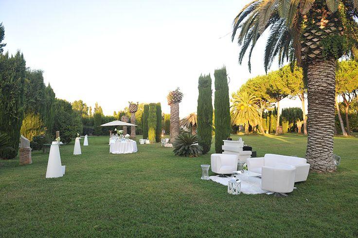 Matrimonio in Villa Dino a Roma. Via Appia Antica 249B