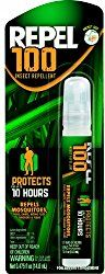 ($2.97 ) Sometimes there are little devils called mosquitoes who's sole purpose in life is to eat hikers alive. The hiker you are shopping for will thank you for quite possibly saving their life with this Repel 100-Deet Insect Repellent. This lightweight bug spray will allow them to get out and enjoy the beautiful scenery instead of  fleeing for cover from the man eating swarm.  65 Fantastic Gift Ideas for Hikers under $20 - Adventure Hike Travel