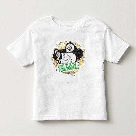 Po Ping - I'm Clean out of Underwear Toddler T-shirt - click to get yours right now!