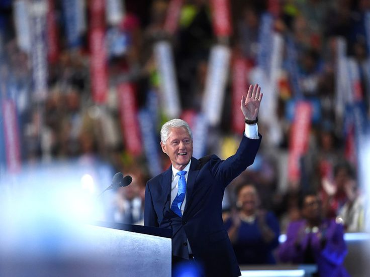 'I Married My Best Friend'  Bill Clinton Makes Intensely Personal Case for His Wife to Be Entrusted with the Presidency