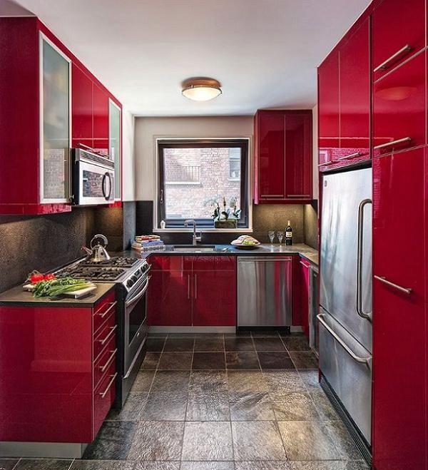 Die besten 25+ Kleiner Schrank Design Ideen auf Pinterest - küche farben ideen