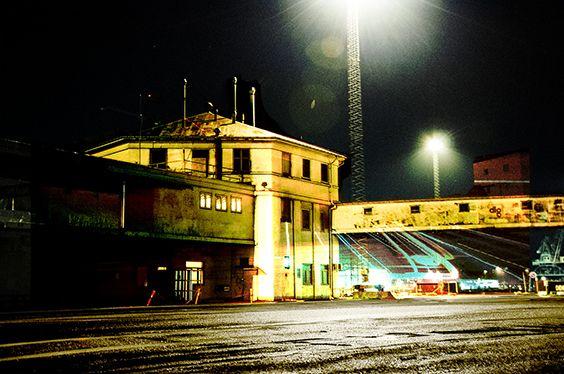 Aarhus, Mindet, havnen, night photo, natfoto