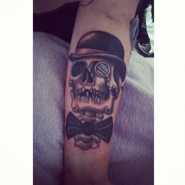 Vintage Hat Tattoos: 39 Best Images About My Skulls And Stuff On Pinterest