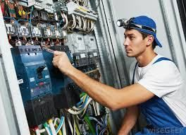Electrical Maintenance  Job - 5no's Electrical Maintenance Job – 5no's Qualification     —— ITI, DEEE & BE – EEE Fresh/ Exp.        —— Fresh – Exp.  Salary range      —— Up To – 13,000.00 Skilled                 —— Test Equipment & Techniques Control & Power Circuits, Sensor, Motors & Motor Starting Circuit. Place                    ——  Coimb