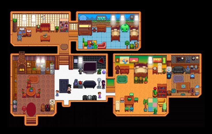 House Upgrade Stardew Valley 7 Of Making Money Online You can bath in your own little pool and recover stamina. house upgrade stardew valley 7 of