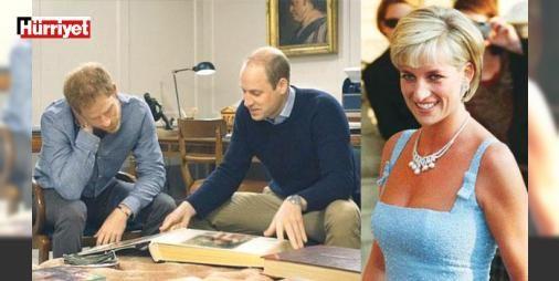 İki prens annelerini anlattı: Telefonu keşke kapatmasaydık: İngiltere tahtının varisleri Prens William ve kardeşi Harry, 1997 yılında trafik kazasında ölen anneleri Prenses Diana ile yaptıkları son telefon konuşmasını anlattı.
