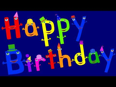 The Happy Birthday Song - YouTube