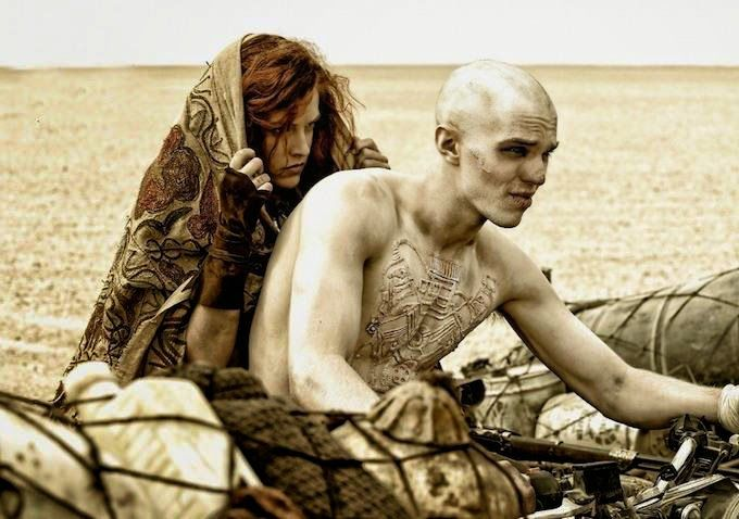 """MAD MAX """" Nicholas Hoult is NUX"""" Character Trailer 