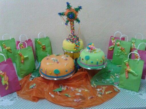 Cake candys
