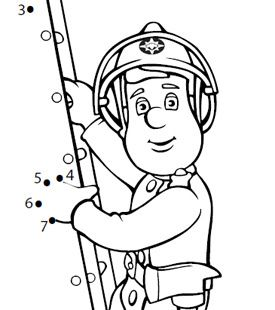 254 best images about fireman party on pinterest for Coloring pages fireman sam