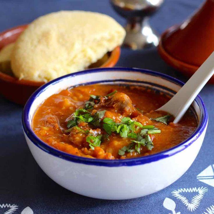 112 best images about algerian cuisine cuisine alg rienne for Algerian cuisine
