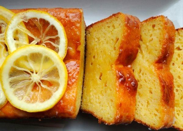 Resep Lemon Cake With Lemon Frosting Super Lembut Sungguh Di 2020 Masakan Lemon Adonan