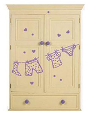 armario pintado #DIY #Recycle #Home