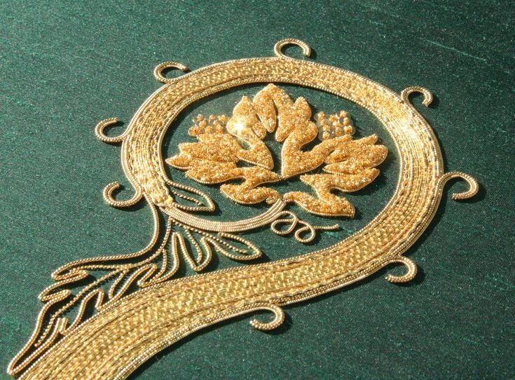 RSN Goldwork Day 7(home work):Grapes