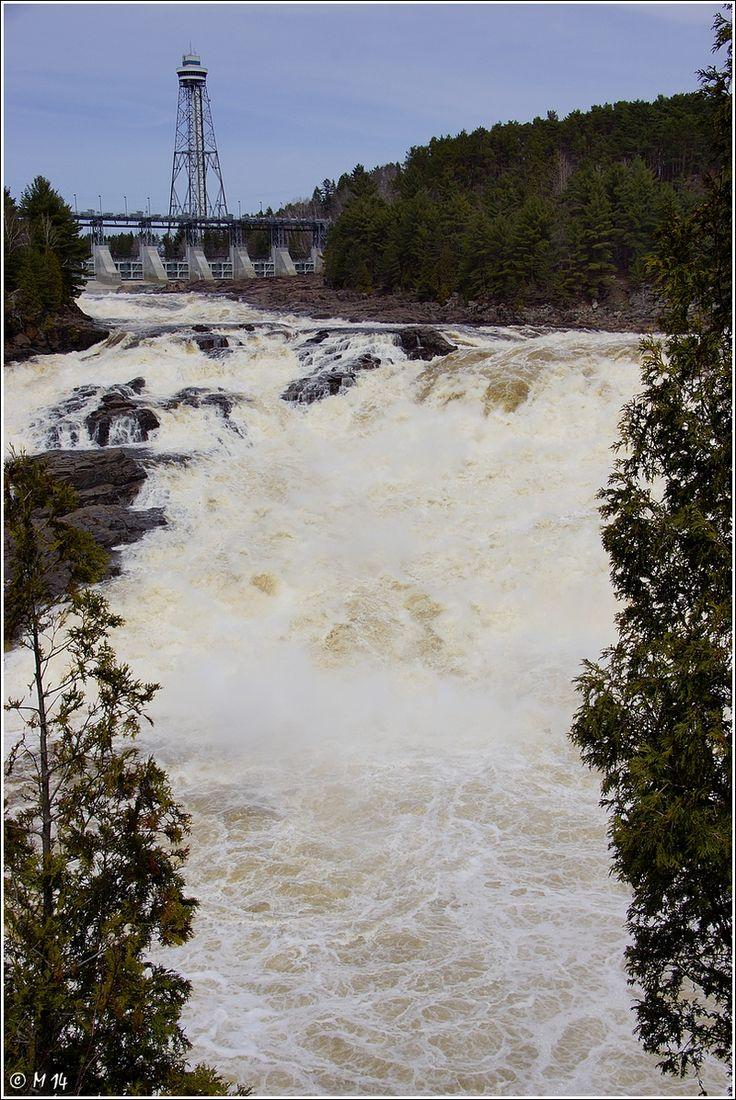 SHAWINIGAN FALLS - Shawinigan, Quebec༺ ♠ ŦƶȠ ♠ ༻