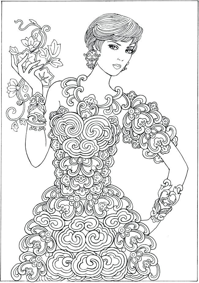 Coloring Pages People Faces Coloring Book For Grown Ups Nick Books