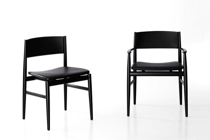 Neve Chair and Armchair - Porro