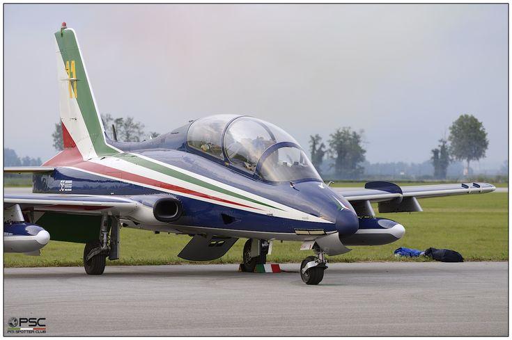 55th anniversary Frecce Tricolori - Aeronautica Militare Italiana - Rivolto (Italy) - september 2015