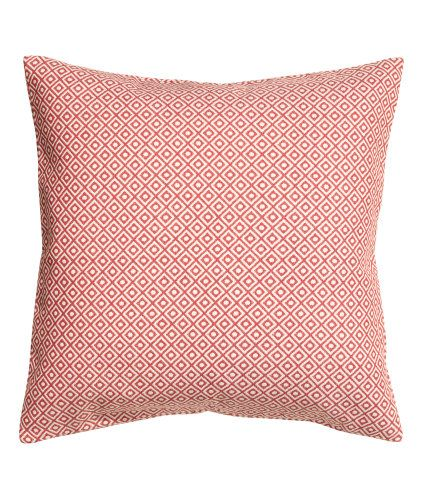 Jacquard-weave cushion cover | Product Detail | H&M