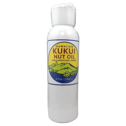 Kukui Nut Oil Natural Hair