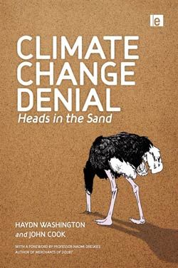 "This a great book to help you understand how the oil/gas/coal interests are paying millions of dollars to conservative ""stink"" tanks to argue against logic and science."