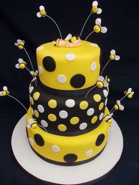 830 Besten Bee Cakes Bilder Auf Pinterest