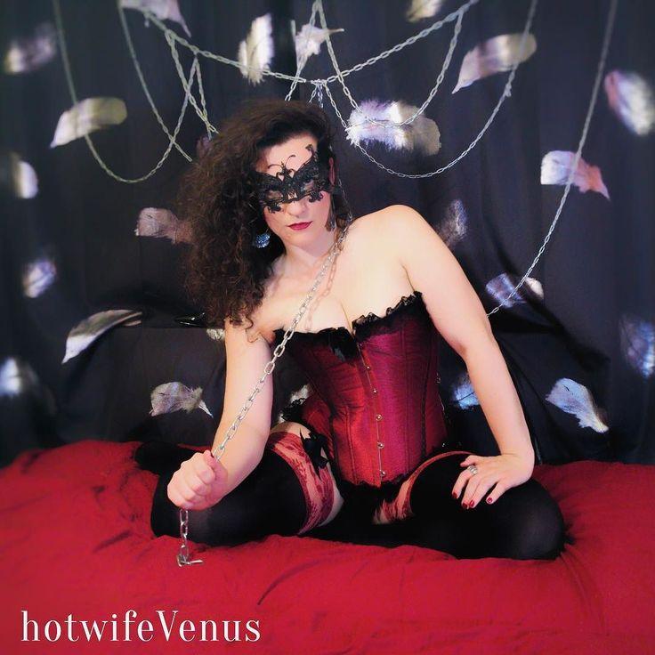 Chains are so playful. #dominatrix #domina #krakowgirl