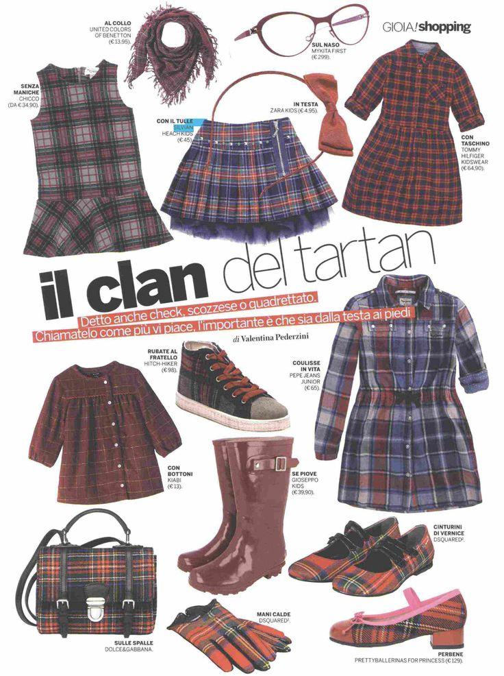#SilvianHeachKids su #Gioia. #fashion #kids #press