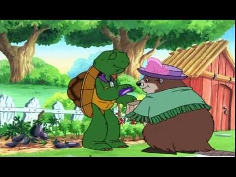 """Franklin la tortue en français """"La citrouille de Franklin"""" - YouTube"""