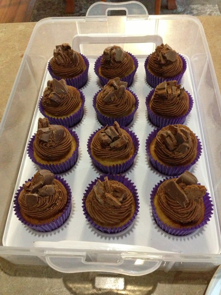 Whipped Chocolate Frosting.