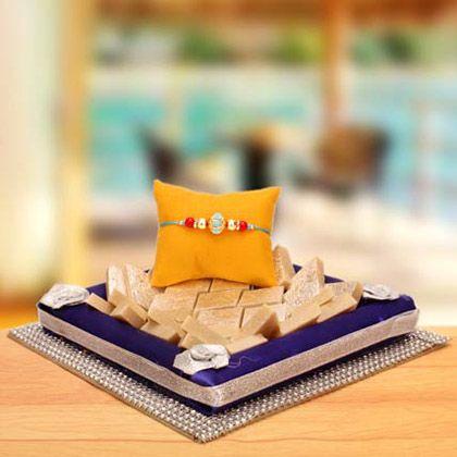 Celebrating Sweetness - Buy Fresh Celebrating Sweetness Online at Lowest Price | rakhibazaar.com