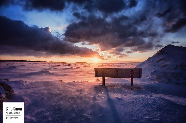 Winter, Rimouski