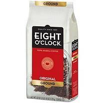 Eight O'Clock Original Ground Coffee - 42 oz.