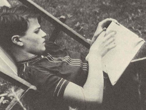 """And I could weep at how mean people are and how they betray their fellow creatures, perhaps for the sake of personal advantage. It is enough to make a person lose heart sometimes. I often wish I lived on a Robinson Crusoe island."" - Sophie Scholl"
