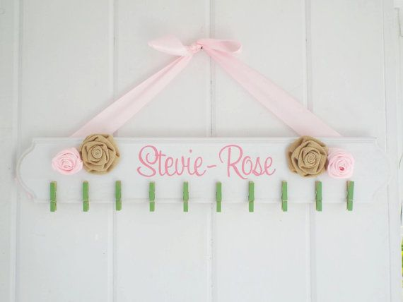 Hey, I found this really awesome Etsy listing at https://www.etsy.com/listing/252375492/personalized-headband-holder