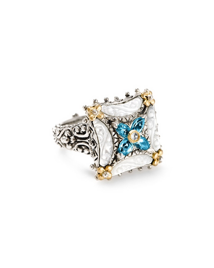 17 Best Images About Barbara Bixby Rings On Pinterest