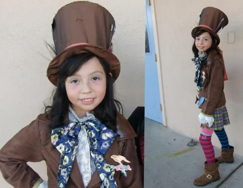 Mad Hatter from Alice's Adventures in Wonderland