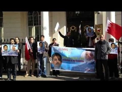#London, #Tuesday: #demo before #Bahrain #embassy for the #release of #Alkhawaja (LW21)