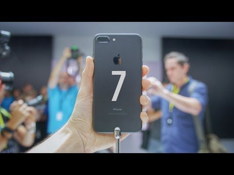 iPhone 7 Hands on - 10 Things Before Buying! - YouTube