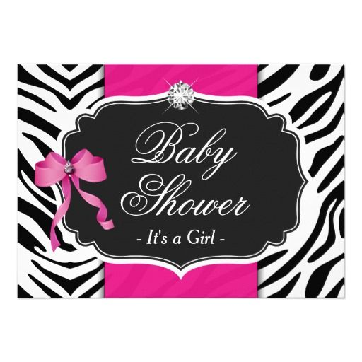 best elegant baby shower invitations images on, Baby shower invitation