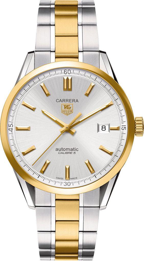 TAG Heuer Watch Carrera Calibre 5 - Brandon's Watch
