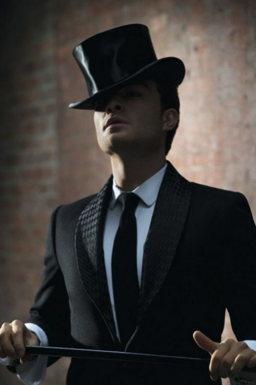 """""""... 'cause every girl's crazy 'bout a sharp dressed man."""" - 'Sharp Dressed Man' by ZZ Top this is very very true."""