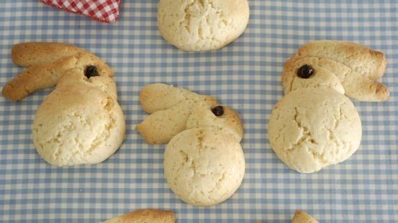 Пасхальное печенье Кролики. Пошаговый рецепт с фото, удобный поиск рецептов на Gastronom.ru