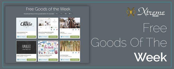 Free Goods Of The Week July 03 #xtremefreelance #wordpressdevelopment