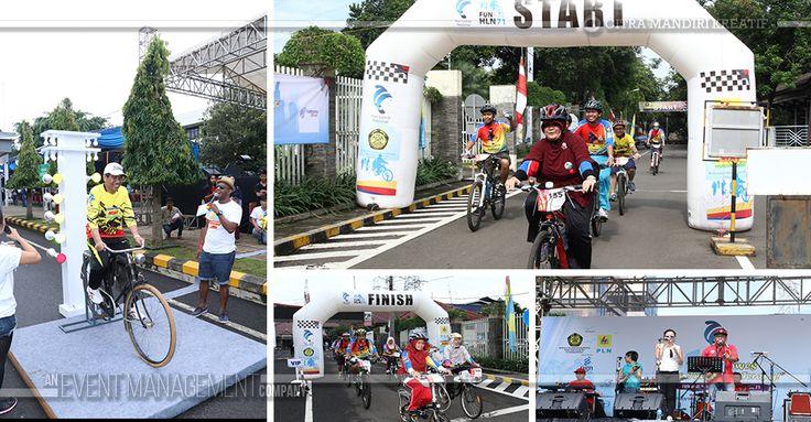 Fun Bike Hari Listrik Nasional ke 71 Tahun 2016