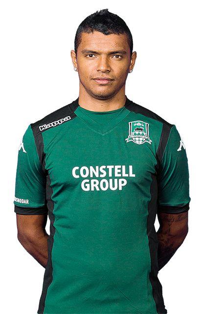 Франсишку Вандерсон № 14  Position: striker Age: 28 years Birthday: 18.02.1986 Height: 180 cm Weight: 75 kg