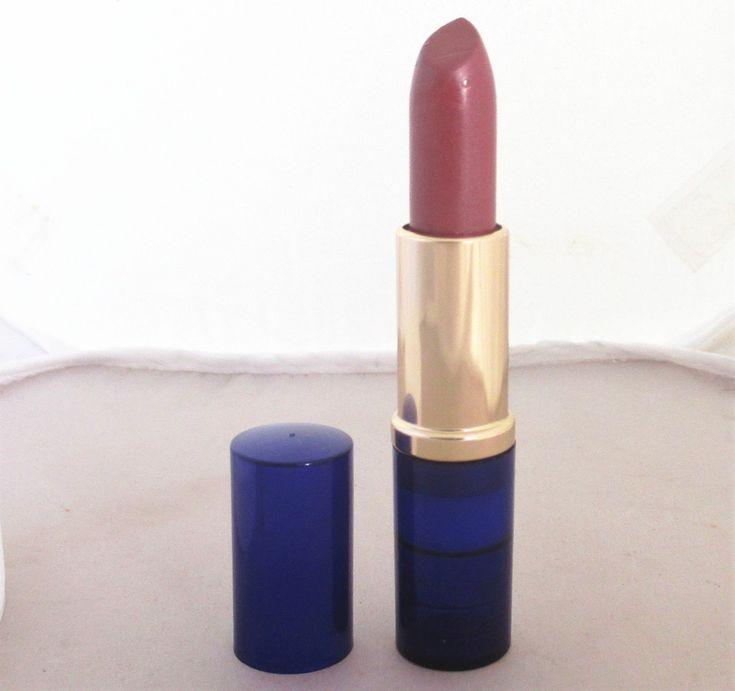 Estee Lauder Pure Color Long Lasting Lipstick, Bois De Rose / Promo Full Size. Long Lasting Rose Nude shade lipstick, Estee Lauder.